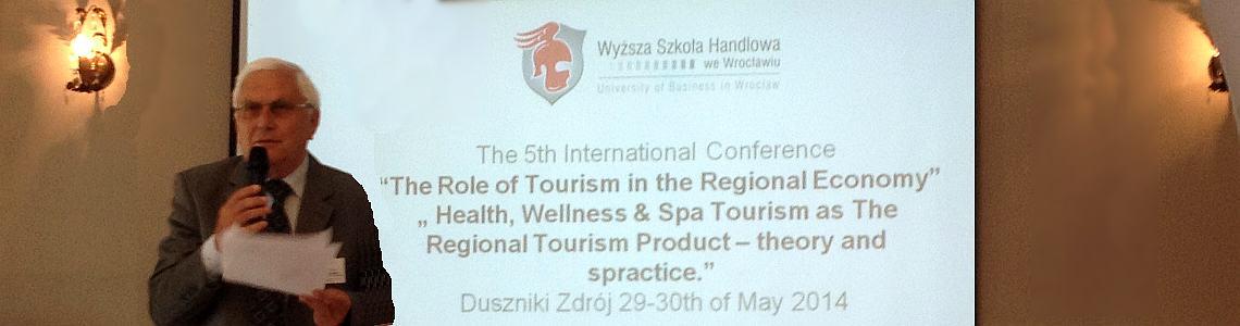 Międzynarodowa konferencja turystyczna