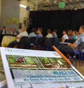 Dialog nad strategią turystyki
