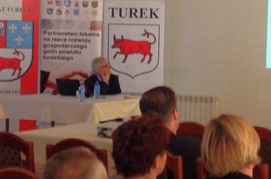 Konferencja prezentująca strategię produktu turystycznego